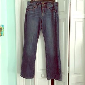 Lucky brand Easy Rider medium wash jeans